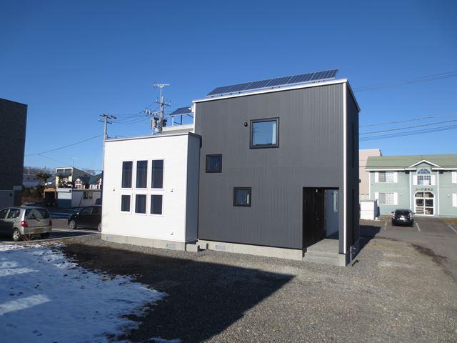 省CO2実証住宅で太陽光発電とヒートポンプとエコジョーズで暮らす