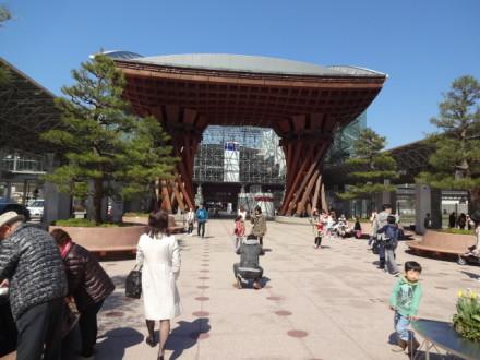 金沢の町屋