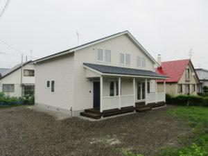 7月7日完成現場見学会 in札内春日町(第2回)